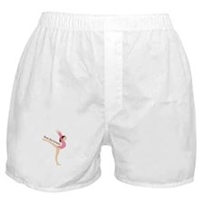 Rock Star Gymnast Boxer Shorts