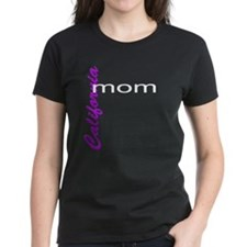 momCaliforniaW.png T-Shirt