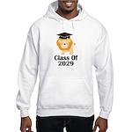 Class of 2029 Graduate (lion) Hooded Sweatshirt