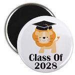 Class of 2028 Graduate (lion) Magnet