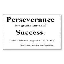 (Success - Longfellow - A) Sticker (Rect.)
