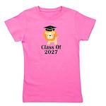 Class of 2027 Graduate (lion) Girl's Tee
