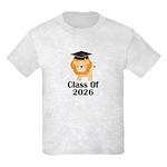 Class of 2026 Graduate (lion) Kids Light T-Shirt