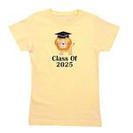 Class of 2025 Graduate (lion) Girl's Tee