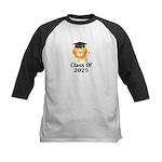 Class of 2025 Graduate (lion) Kids Baseball Jersey