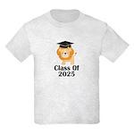 Class of 2025 Graduate (lion) Kids Light T-Shirt