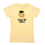 Class of 2023 Graduate (lion) Girl's Tee