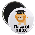 Class of 2023 Graduate (lion) Magnet