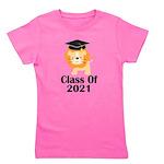 Class of 2021 Graduate (lion) Girl's Tee