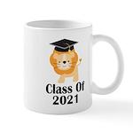 Class of 2021 Graduate (lion) Mug