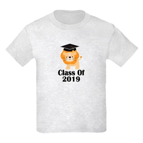 Class of 2019 Graduate (lion) Kids Light T-Shirt
