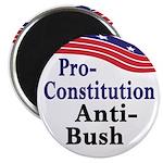 Pro-Constitution, Anti-Bush Magnet