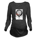 Cochrane.jpg Long Sleeve Maternity T-Shirt