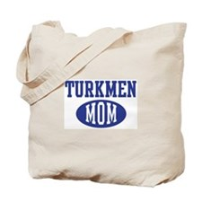 Turkmen mom Tote Bag
