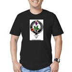 Fergusson.jpg Men's Fitted T-Shirt (dark)