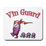 Vin Guard Wine Mousepad