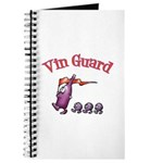 Vin Guard Wine Journal