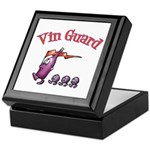 Vin Guard Wine Keepsake Box