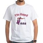 Vin Guard Wine White T-Shirt