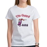 Vin Guard Wine Women's T-Shirt