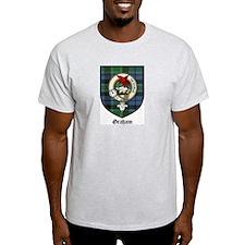 Graham Clan Crest Tartan T-Shirt