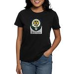 JohnstoneCBT.jpg Women's Dark T-Shirt