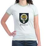 JohnstoneCBT.jpg Jr. Ringer T-Shirt