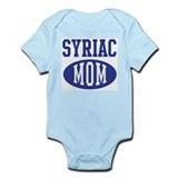 Syriac mom Infant Bodysuit
