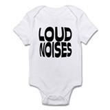 LOUD NOISES Infant Creeper