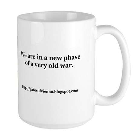 Gates of Vienna Large Mug