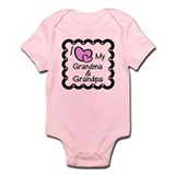 Grandma &amp;amp; Grandpa Love Baby/Toddler bodysuit