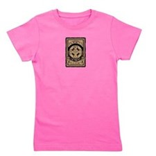 Unique Ghost buster Girl's Tee