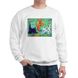 'Dogs Playing' Sweatshirt