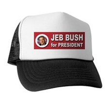 Jeb Bush for President 2016 Trucker Hat