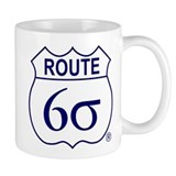 Route Six Sigma Mug - Blue
