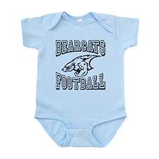 Bearcats Football Body Suit