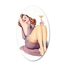 Sexy Pin Up Wall Decal