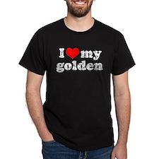 I love my Golden Retriever T-Shirt