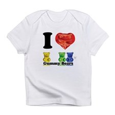 Cute Gummy bears Infant T-Shirt