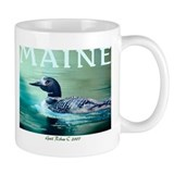 Maine Loon Small Mug