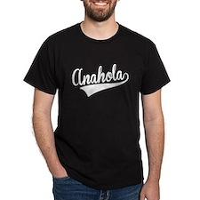 Anahola, Retro, T-Shirt