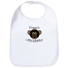Poppy's Little Monkey Bib