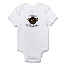 Poppy's Little Monkey Baby/Toddler Onesie