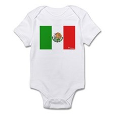 Mexico Infant Bodysuit