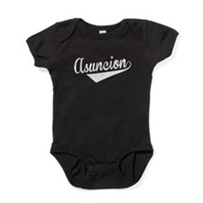 Asuncion, Retro, Baby Bodysuit