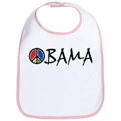 Obama Peace Bib