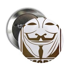 "disobey 2.25"" Button (100 pack)"