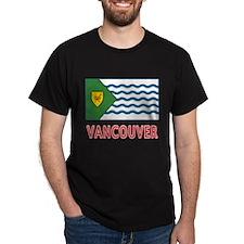 Vancouver BC Flag T-Shirt