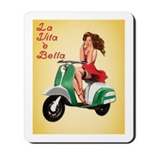 Bella Vita Mousepad