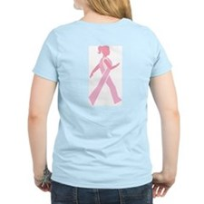 Breast Cancer Walks T-Shirt